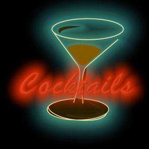 cocktail-neon-schild